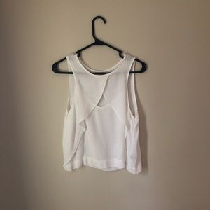 Free People white top. XS
